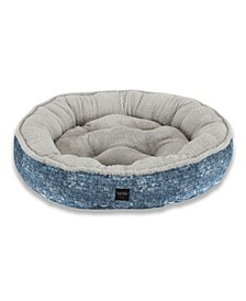 Comfy Pooch Dog Bolster Bed Round Bolster Bed