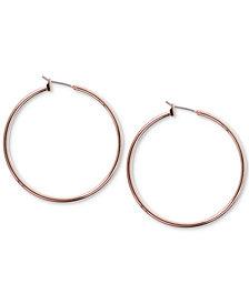 Ivanka Trump Large Hoop Earrings