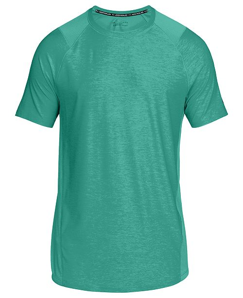 3a9748d0a83 Under Armour Men s MK-1 HeatGear® Training T-Shirt   Reviews - T ...