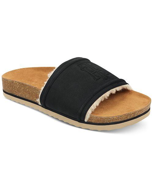 0161c942441c Tommy Hilfiger Women s Gala Slide Sandals   Reviews - Sandals ...