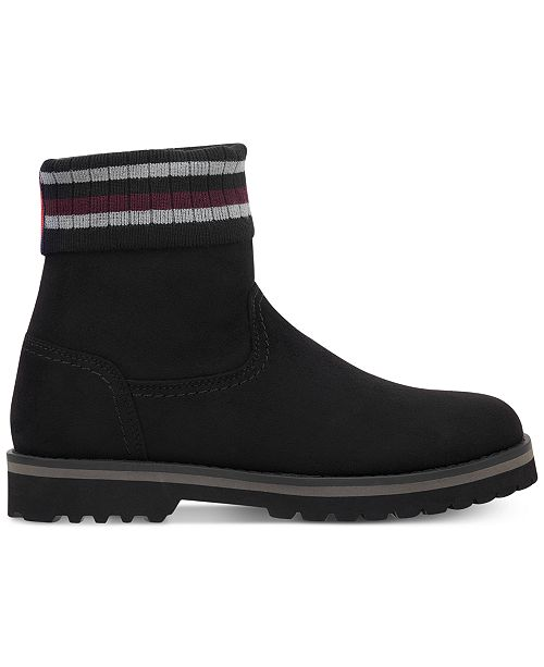 0be2c65592335 Tommy Hilfiger Women s Pasilla Booties   Reviews - Boots - Shoes ...