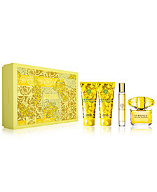 Versace 4-Pc. Yellow Diamond Gift Set