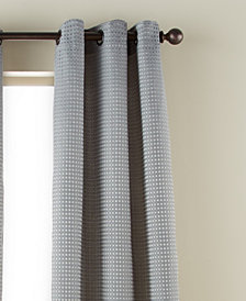 "Dean 37"" X 84"" Pair of Grommet Top Curtain Panels"