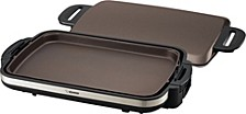 Gourmet Sizzler® Indoor Electric Griddle