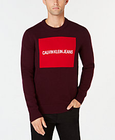 Calvin Klein Jeans Men's Logo Sweater
