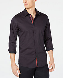 Ryan Seacrest Distinction™ Men's Arrow-Print Shirt, Created for Macy's