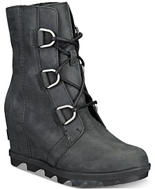 Women's Joan of Arctic Wedge II Waterproof Booties