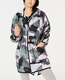 Puma Chase Printed Hooded Parka