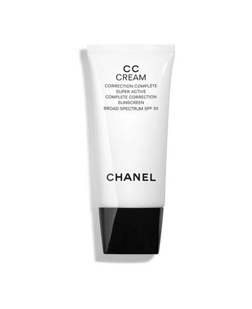 CHANEL Super Active Correction Complete Sunscreen SPF 50