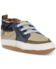 Robeez Baby Boys Trendy Trainer Arthur Shoes