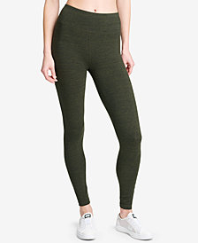 DKNY Sport High-Waist Tummy-Support Leggings, Created for Macy's
