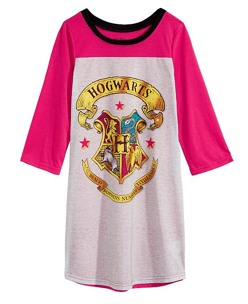 Harry Potter Little Big Girls Graphic Print Nightgown Reviews