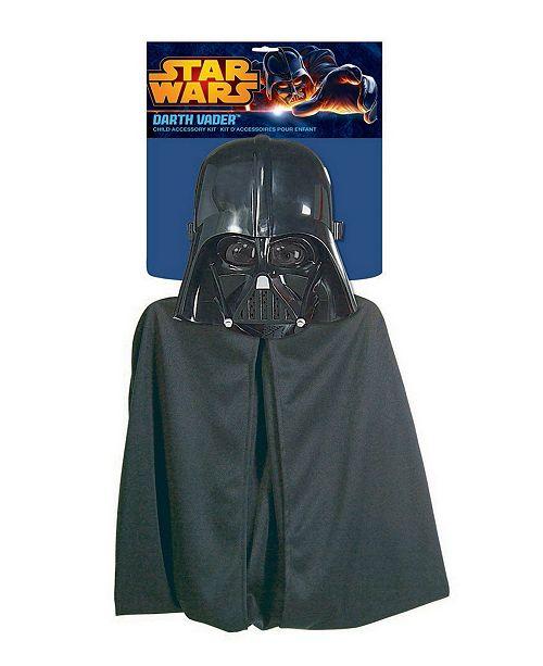 BuySeasons Star Wars Darth Vader Boys Cape & Mask Set