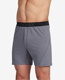 Jockey Men's Knit No-Bunch Boxers
