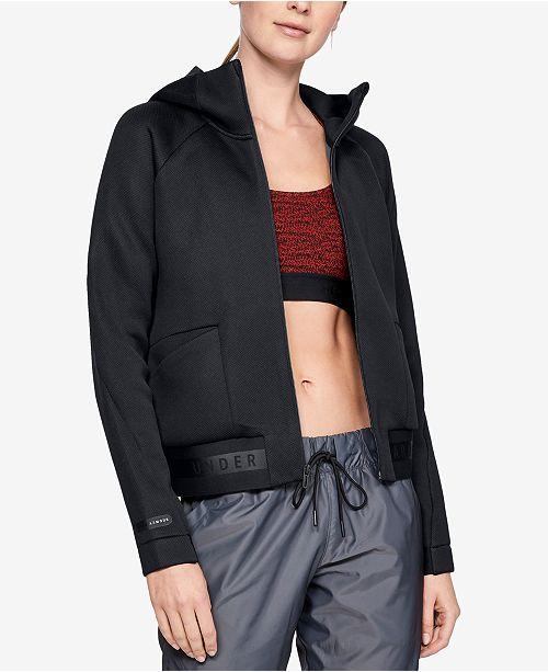 Under Armour Temperature-Control Zip Jacket