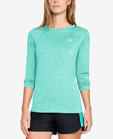Under Armour Tech Twist Long-Sleeve T-Shirt