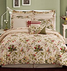 Maui 12-Pc. Cotton King Comforter Set
