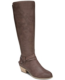 Baker Wide-Calf Boots