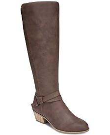 Dr. Scholl's Baker Wide-Calf Boots