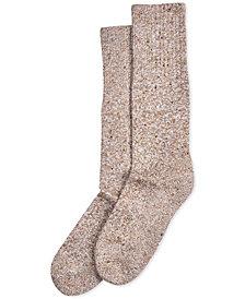 HUE® Marled Cowgirl Boot Socks