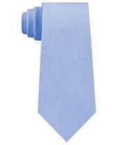 a62c70560e64 Tommy Hilfiger Men's Textured Solid Silk Tie