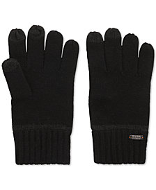 BOSS Men's Knitted Touch Tech Gloves