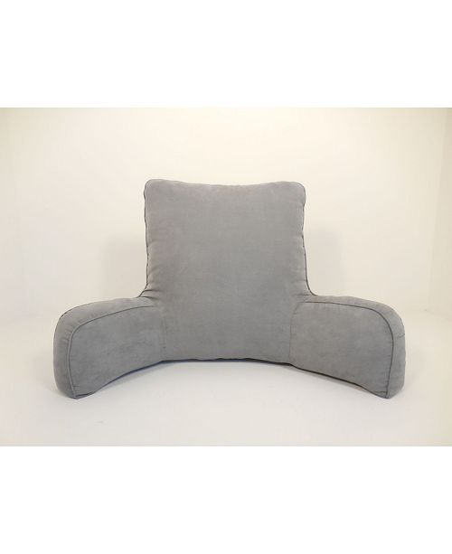 Arlee Home Fashions Oversized Bed Rest Lounger Pillow