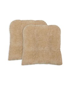 Delano Set of Two Chair Pad Seat Cushions
