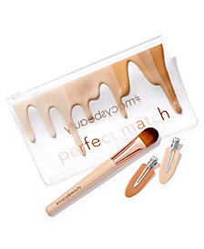 Receive a FREE Foundation Day Gift Set with any $50 foundation purchase