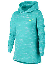 Nike Big Girls Training Hoodie