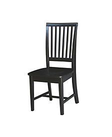 Mission Side Chair , Set of 2