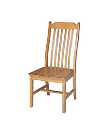 Steambent Mission Chair, Set of 2