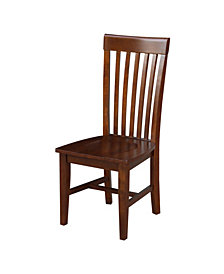 Tall Mission Chair , Set of 2