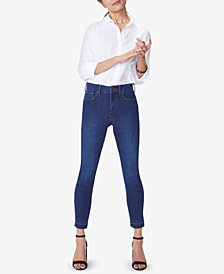 NYDJ Ami Released-Hem Skinny Jeans