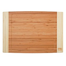"14"" x 20"" Bamboo Cutting Board"