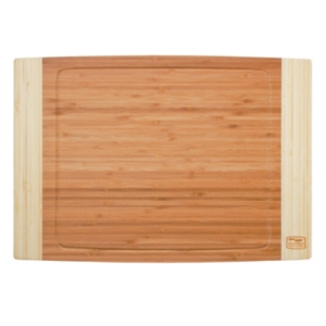 "Chicago Cutlery 14"" x 20"" Bamboo Cutting Board"