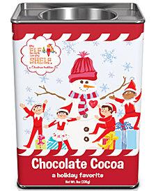 McSteven's Inc. Elf Cocoa Chocolate Cocoa Tin
