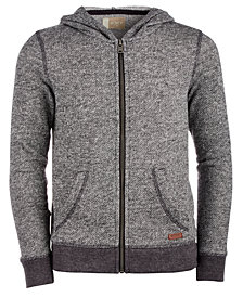 Roxy Big Girls Fleece Zip-Up Hoodie