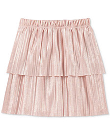 Tommy Hilfiger Big Girls Pleated Skirt