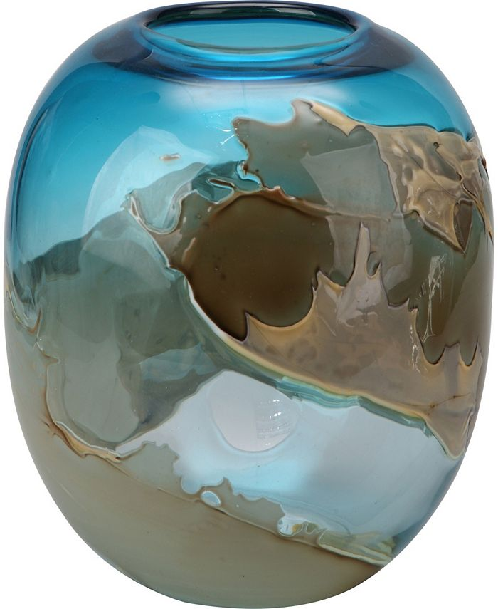 Moe's Home Collection - MYSTIC BLUE VASE GLOBE