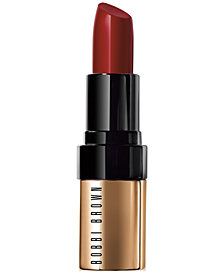 Receive a Complimentary Mini Luxe Lip Color in Red Velvet with any $50 Bobbi Brown purchase