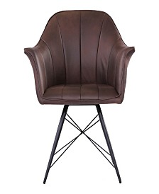 Olivier Dining Chair Coffee