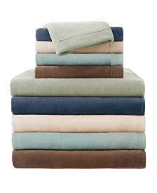 True North by Sleep Philosophy Soloft Plush Sheet Set Collection