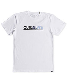 Quiksilver Men's Opposite Attract Logo Graphic T-Shirt