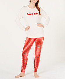 Jenni Tunic & Legging Pajama Set, Created for Macy's