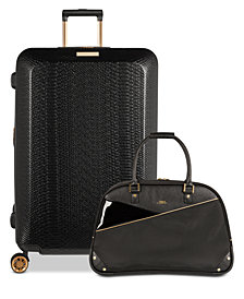 Vince Camuto Harrlee Spinner Luggage Collection