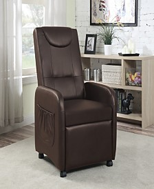 Recliner on Wheels