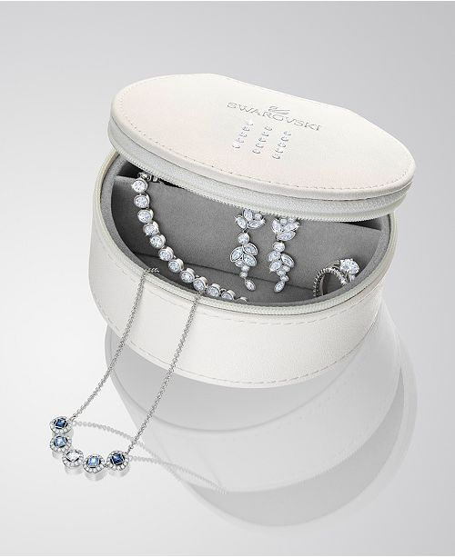 Receive a FREE Swarovski Travel Jewelry Box with any Swarovski purchase of   100 or more b05a50d5c