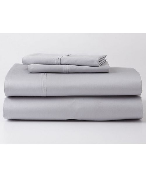 Ghostbed Premium Supima Cotton And Tencel Luxury Soft Sheet Set