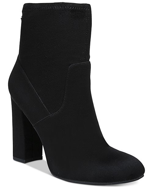 2d3093719 Circus by Sam Edelman Carinda Booties   Reviews - Boots - Shoes - Macy s